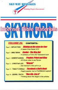 SKYWORD Volume 26